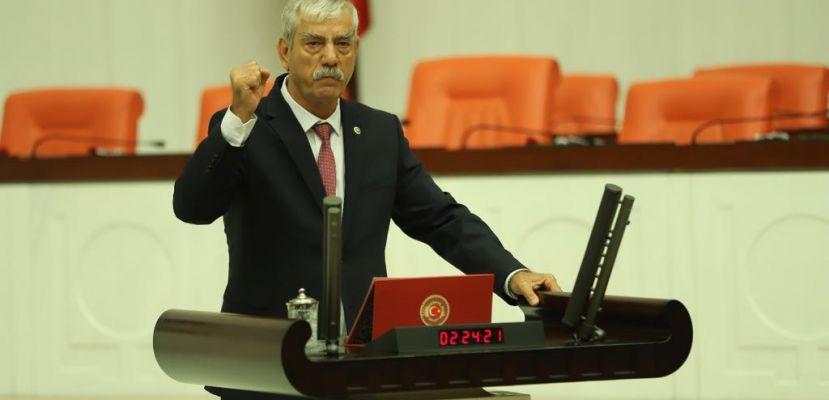 CHP'li Beko: 12 Eylülcülerin kendileri mezarda, fikirleri iktidardadır