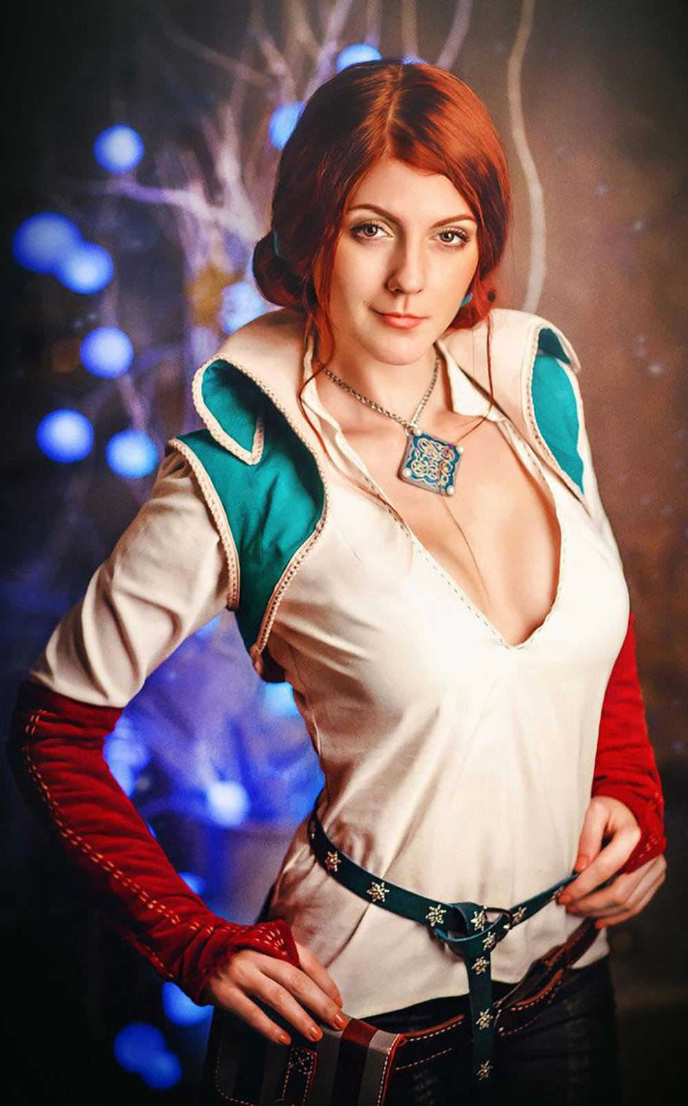 Triss Merigold Cosplay